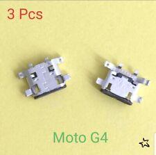 3X USB Data Sync Charge Charging Port for Motorola Moto G4 XT1620 XT1622 XT1625
