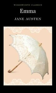 Emma Jane Austen Wordsworth Classics Paperback New Book Free UK Postage