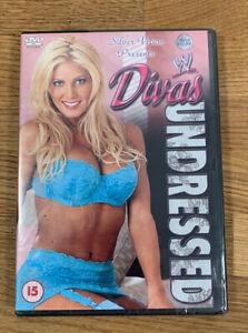 NEW & SEALED WWE: Divas Undressed DVD (2003) World Wrestling RARE WWF OOP