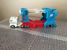 Hasbro G1 Transformers Ultra Magnus1984 Takara Hasbro Trailer & Cab ONLY