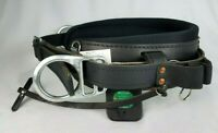 NEW! - Buckingham Lineman - Pole / Tree Climbing Leather Tool Belt - Size 32