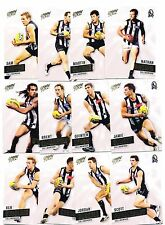 2013 Select Prime Collingwood Magpies Team set 12 cards