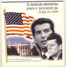 LIBERIA 5 Dollar 1999 - John F. KENNEDY - ANSEHEN (30)