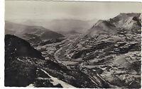 65 - TARJETA POSTAL- - LOURDES - el valle de argeles vista el pico de La Jer
