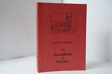 THE EMERGENCE OF NUMBER BY JOHN N CROSSLEY