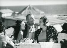 NINO MANFREDI BRUTTI, SPORCHI E CATTIVI 1976 VINTAGE PHOTO N°1  ETTORE SCOLA