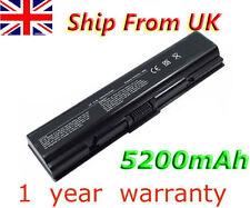 Laptop Battery for Toshiba Satellite L300D L203 L205 PA3534U-1BRS 6 CELL UK NEW