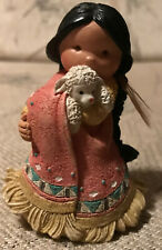 """Enesco - Friends of the Feather - """"She Who Cares A Lot."""""""