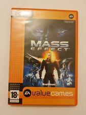 Mass Effect PC/Ordenador version Española 2cds COMPLETO