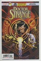 THE BEST DEFENSE: DOCTOR STRANGE #1 MARVEL comics NM 2018 Duggan Smallwood 💥