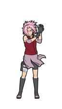 Naruto Shippuden Sakura FiGPiN