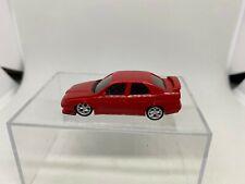 Herpa 1:87 Alfa Romeo 155 V6 Ti Rot Spezielle Wheels