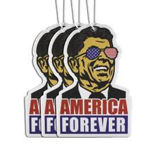 President Ronald Reagan eighties 80s Bush 84 1984 home car auto air fresheners