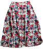Laura Ashley Cotton Skirt Size UK 16