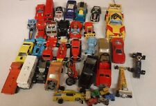 Lesney Matchbox 1970's & Other Vintage Diecast Lot of 35+ K.I.T.T. 071017DBT2
