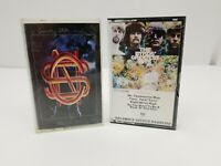 Rock Cassette Tapes Lot of 2 The Byrds Hits & Crosby Stills Nash After The Storm