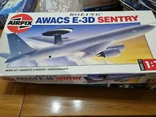 Airfix 1/72 Boeing AWACS E-3D Sentry. Complete and unstarted