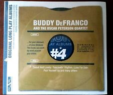 v)CD Buddy DeFranco and the Oscar Peterson quartet - Neuf -