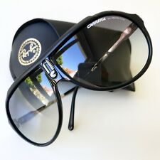 vintage CARRERA 5512 Endurance black silver sunglasses Ultrasight MIAMI VICE