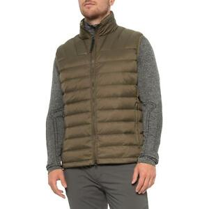 NWT Bogner Men's Fire + Ice Levy-D Quilted Insulated Vest, Army Green, Sz 42