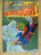 1 x Comics: Wunder Girl Sonderheft Nr. 47