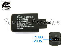 LED FLASHER RELAY for YAMAHA FJ 1200 AD/ADC/AEC/B/BC/D/DC 1991-1993....TW