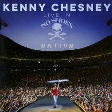 KENNY CHESNEY - LIVE IN NO SHOES NATION  2 CD NEUF