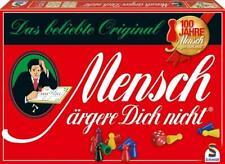 Schmidt Spiele Boardgame Mensch Argere Dich Nicht (Standard Ed, German Ed) SW