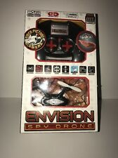 ENVISION Spy Drone Video/Picture Camera 2.4GHz 4.5CH RC Quadcopter +Transmitter