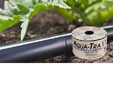 100m AQUA-TRAXX Tube d'égouttage Tuyau aluminium Agriculture Aquatraxx goutte a