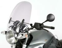 MRA CustomShield CU Universal Motorcycle Windshield | Clear