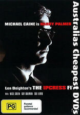 The Ipcress File DVD NEW, FREE POSTAGE WITHIN AUSTRALIA REGION ALL
