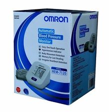 OMRON Automatic Upper Arm Blood Pressure (BP) Monitor - HEM-7120