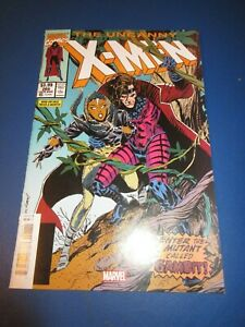 Uncanny X-men #266 Facsimile Reprint 1st Gambit Wow NM Beauty