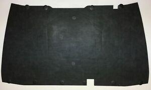 "1987-1995 Jeep YJ Wrangler Hood Insulation Pad w/ Clips 1/2"" Low Profile"