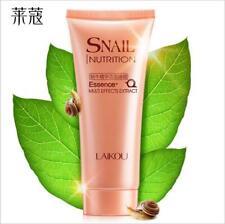 100g Snail Facial Cleanser Anti Aging Natural Organic Gel Face Wash Exfoliatin D