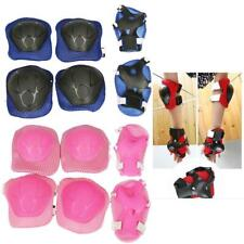 Kids Skateboard Skating Knee Elbow Wrist Protective Gear Pad for Children Q