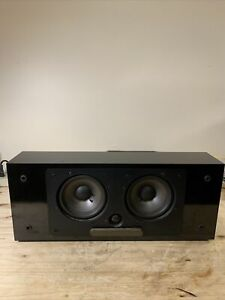 NHT VS-2a Audio Video Main/Center Satellite Speaker - Piano Gloss Black