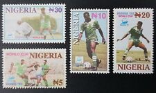 NIGERIA 1998 - FIFA WORLD CUP FOOTBALL SOCCER FRANCE - RARE MNH