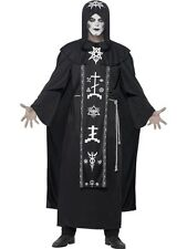 Dark Arts Ritual Illuminati Halloween Fancy Dress Costume Robe P9658