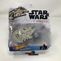 Millennium Falcon Star Wars * 2021 Hot Wheels STARSHIPS Case J