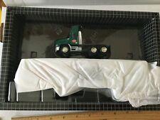 PEM Mack CH600 Burns Tractor Trailer M71524 1/64 scale
