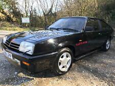 1986 Opel Manta GTE 2.0 RARE 80'S HOTHATCH CLASSIC GOOD CONDITION LONG OWNER CAR