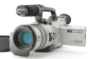 *AS-IS or For Parts* Sony DCR-VX2000 Digital Video Camcorder from japan #262
