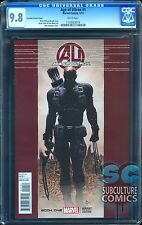 AGE OF ULTRON #1 - DEODATO VARIANT 1:50 - CERTIFIED CGC 9.8 - MARVEL - AVENGERS
