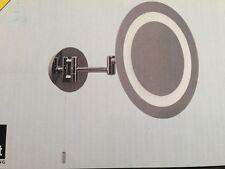 Brilliant Janik LED Spiegelleuchte Metall chrom max. 2W Bad Spiegel Lampe Nr. G9