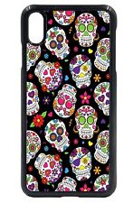Cool Mexican Day Of The Dead Sugar Skull Motif Designer Mobile Phone case Cover