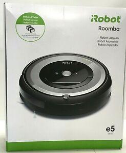 iRobot Roomba e5 Robot Vacuum WiFi Cordless Carpet Hardwood Floor Cleaning