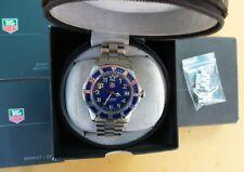 TAG Heuer 2000 Full size Men's Submariner style wm1113 watch