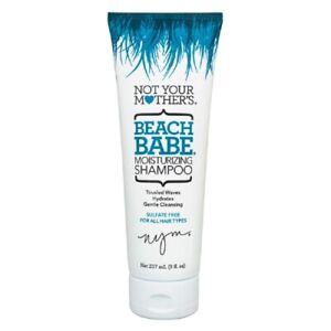 Not Your Mothers Shampoo Beach Babe Moisturizing Shampoo For all Hair Types 8 Oz